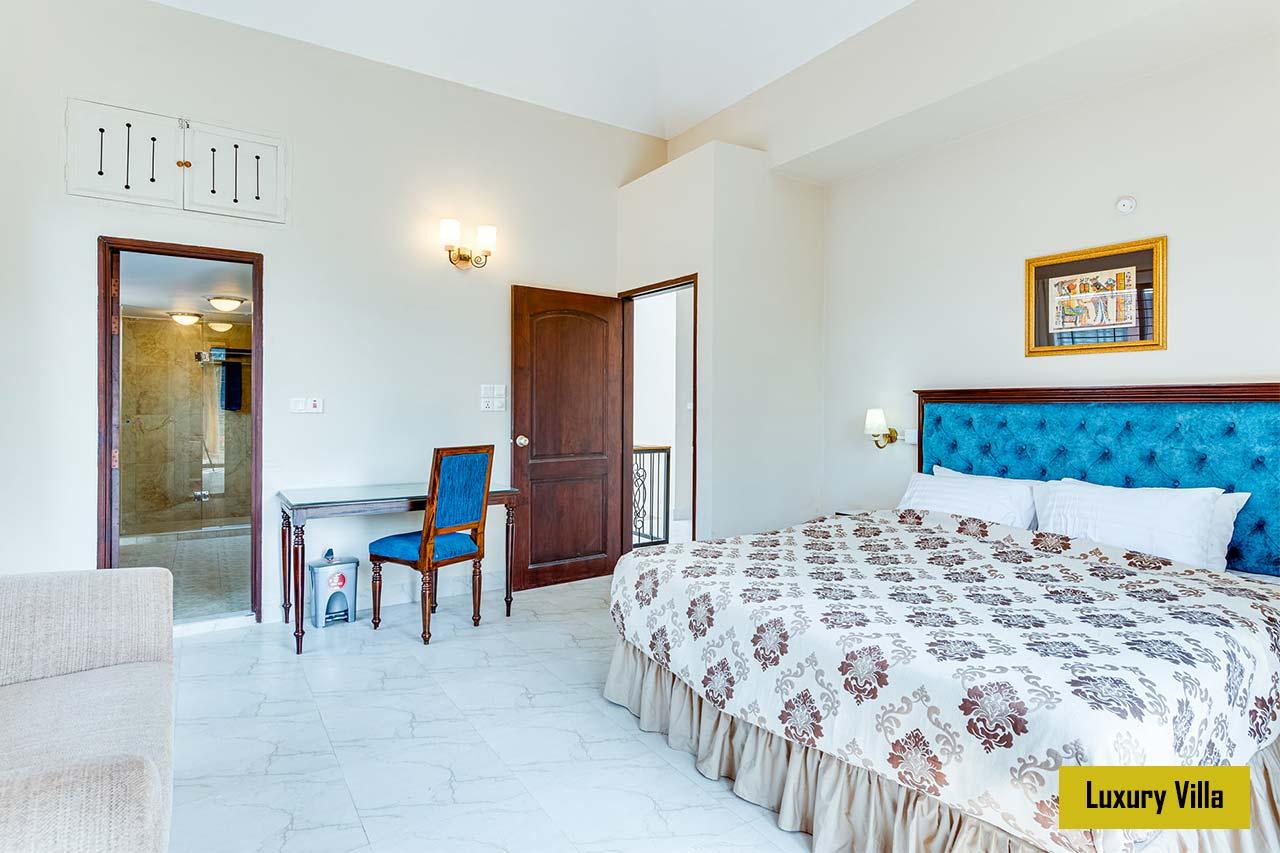 villa & resorts kaalmegh