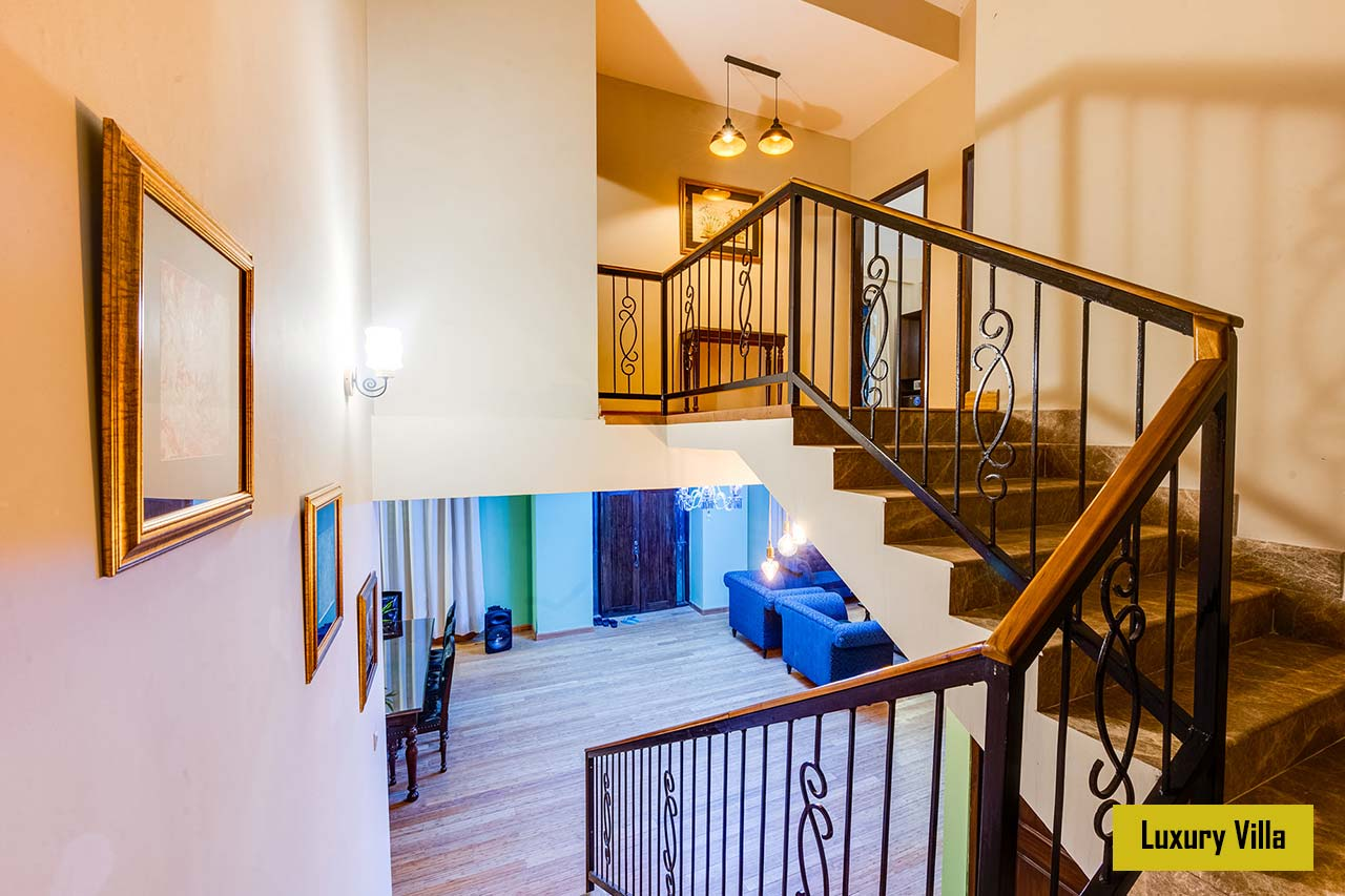kaalmegh villa & resorts