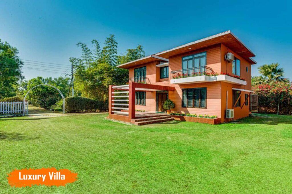 kaalmegha villa & resorts